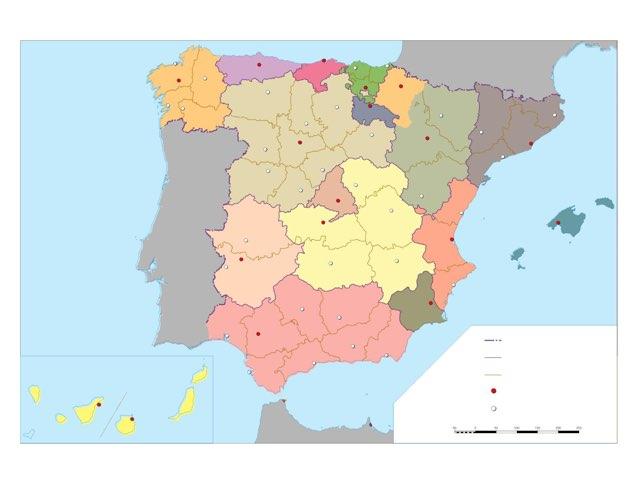 Mapa Comunidades by David Pazos Lago
