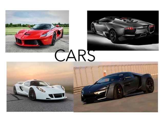 NAME OF CARS by Frances Chapin
