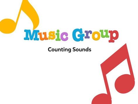 Counting Sounds by Paula  Sacomano