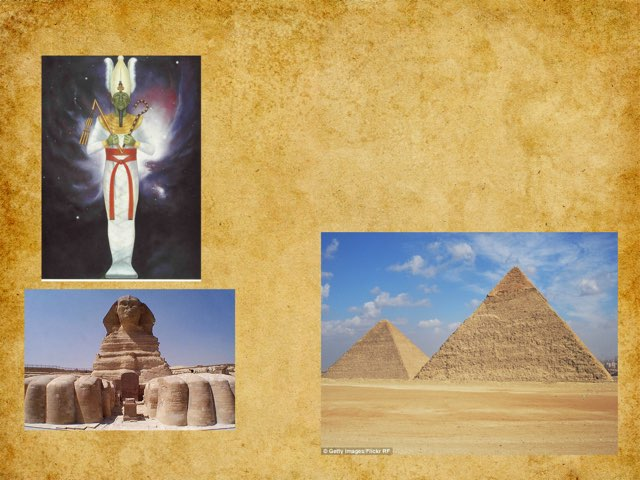 Egypt by St Cecilias
