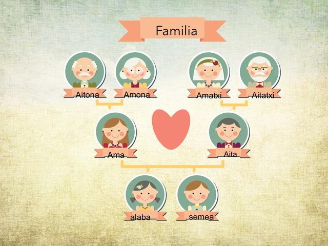 Familia by Maritxu Leizagoyen