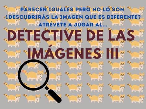DETECTIVE DE LAS IMÁGENES III by Jose Sanchez Ureña