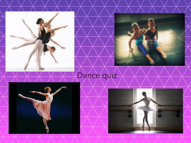 Dance Quiz by Frances Chapin