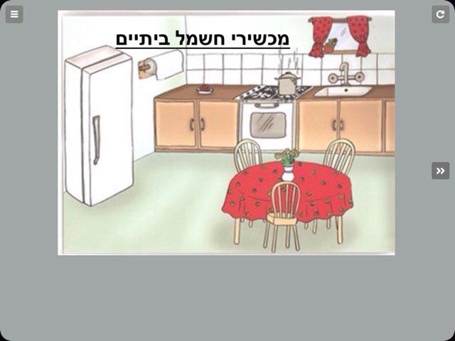 בטיחות בבית  by חגית גוטליב