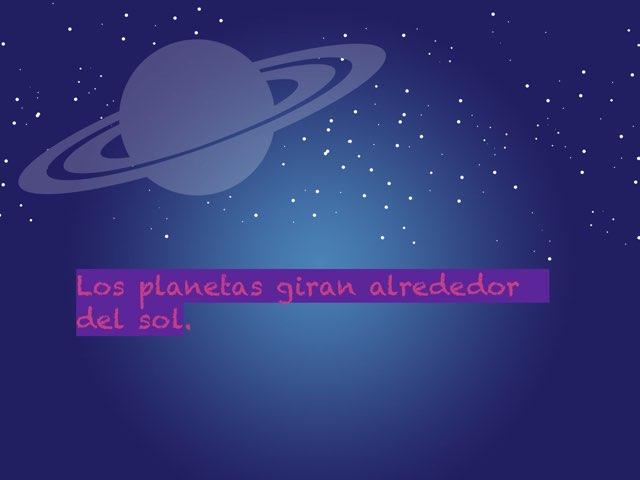 El Sistema Solar by COLEGIO HIJAS DE JESÚS A CORUÑA