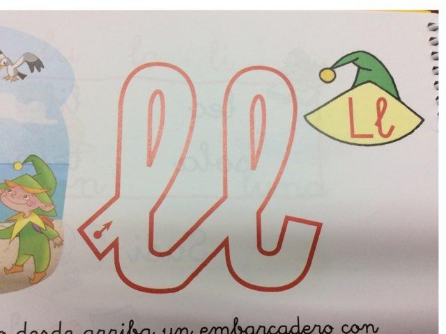 La letra LL by Material Pictos