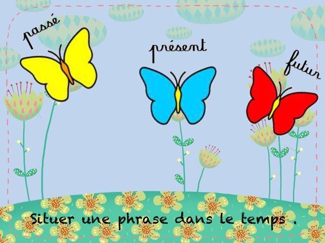 Passe Présent Futur ?  by Marie S