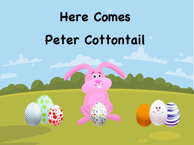 Here Comes Peter Cottontail by A. DePasquale