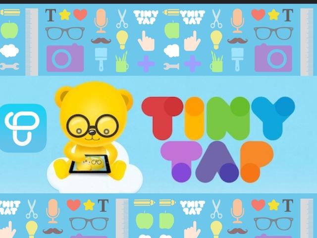 ورشة عمل Tiny Tap by Alyaa Salman