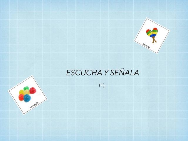Escucha Y Señala (1) - Raquel by Zoila Masaveu