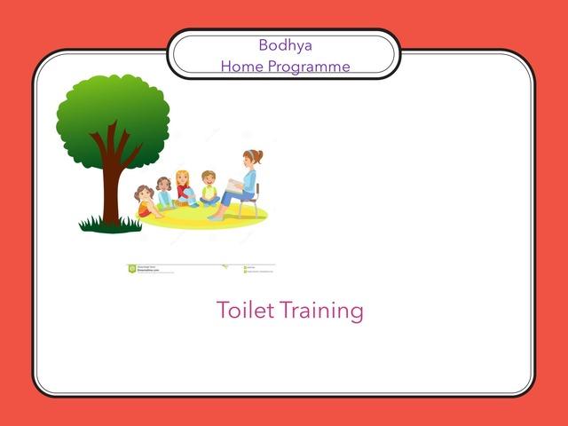 Toilet Training by Lavanya Sriram