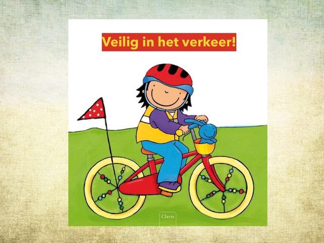 Veilig op de fiets! by Tine Neckebroeck
