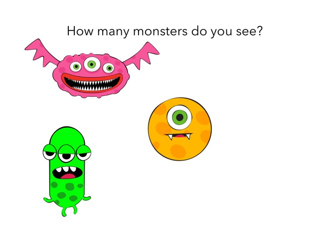 Monster Math by Rebecca Dollins