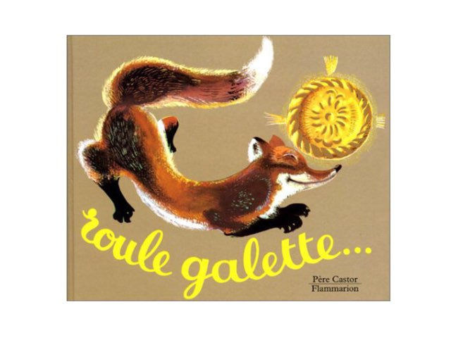 Roule galette by Martine Freymann