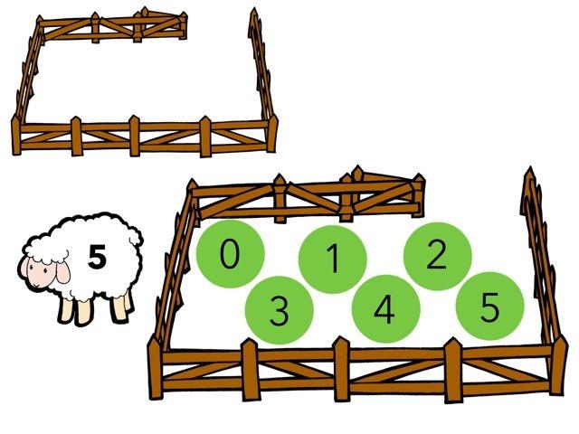 Mouton à 5 by Lorène Rossignol