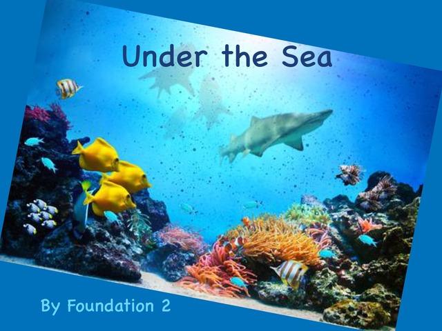 Under the Sea by Victoria Benn