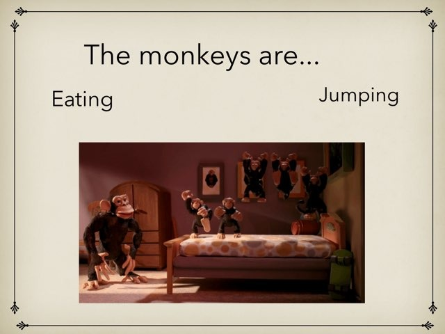 Monkey Gif Actions by Tyler Heckathorn