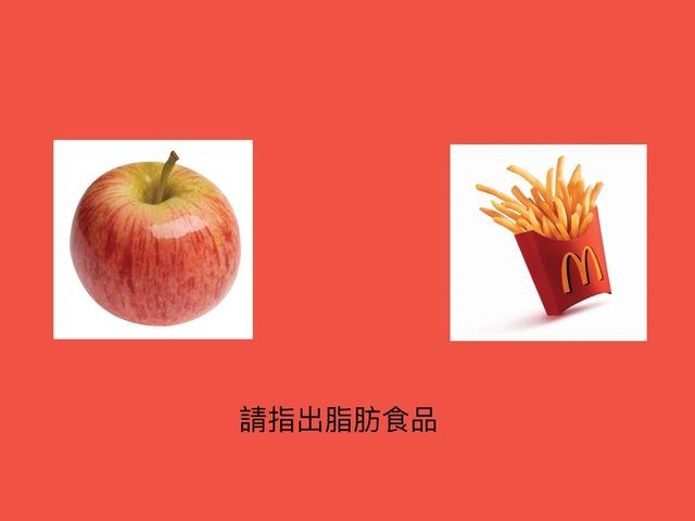脂肪食品 by Hcp3 Teacher