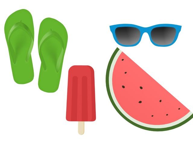 Summer Fun by Nadine James