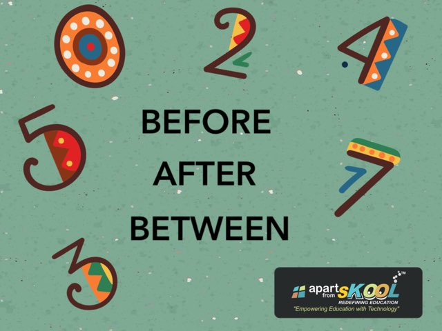 Before,after And Between by TinyTap creator