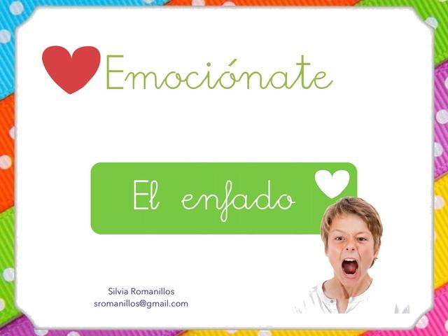 Emociónate: El Enfado by Silvia Romanillos