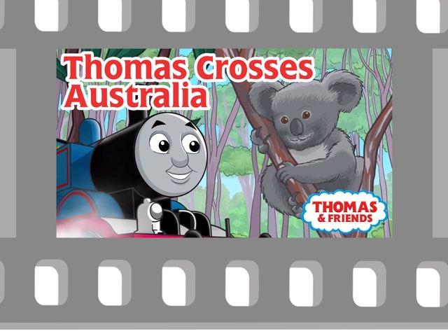 Thomas Crosses Australia by Animoca Brands