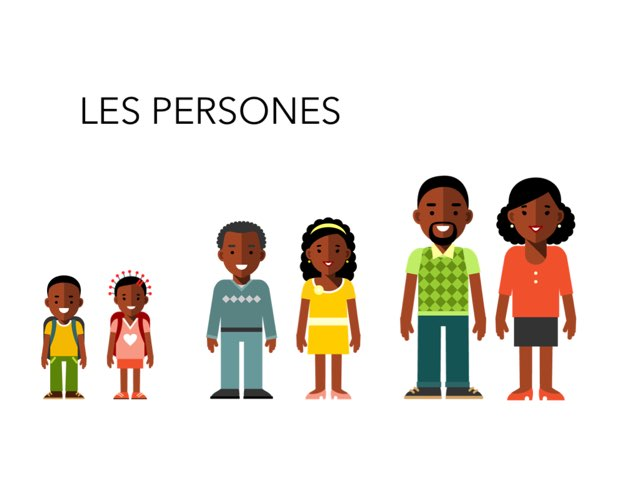 LES PERSONES by Eli Pacheco