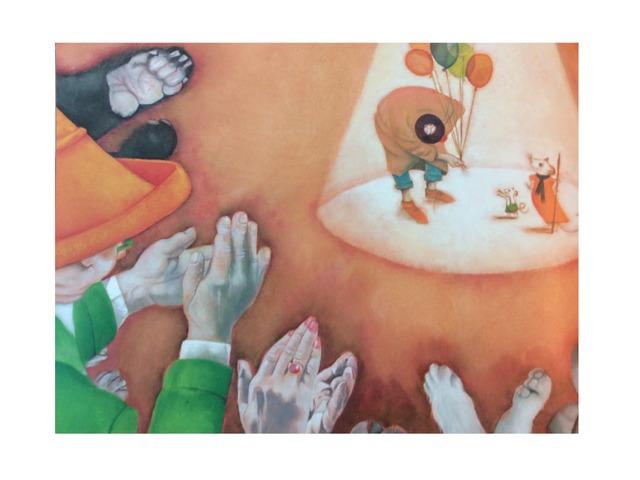 Het Slapende Circus by Marie Waeyaert