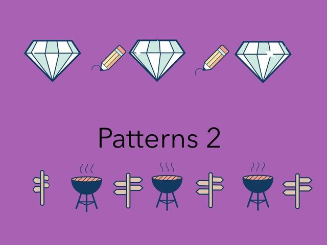 Patterns 2 by Sonia Landers