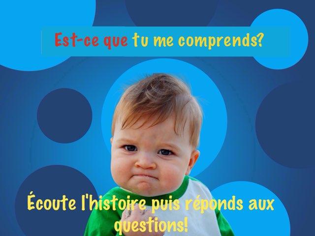 """Poser des questions avec """"Est-ce que"""" by Marie-Claude GR"""