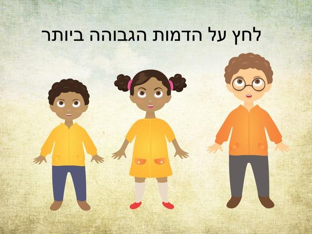השוואה ישירה-נמוכה by Shavit Ifrah