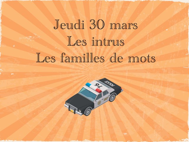 M - Jeu30 - Loto Et Familles by Caroline Gozdek