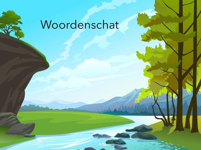 Kleuter Woordenschat by Frieke Vanderzijpen