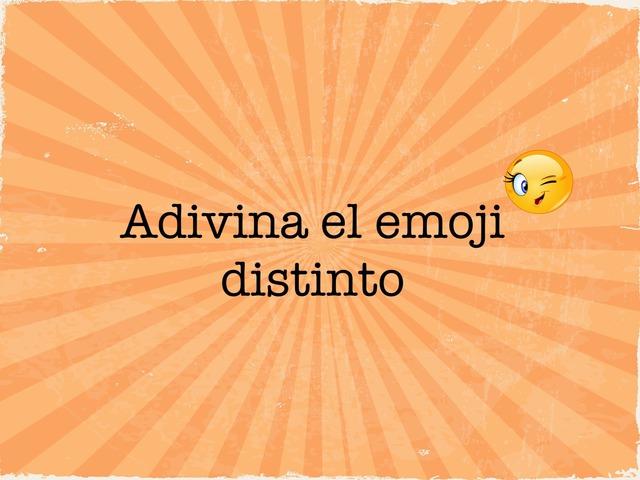 Emoji by Larissa Bello Giménez