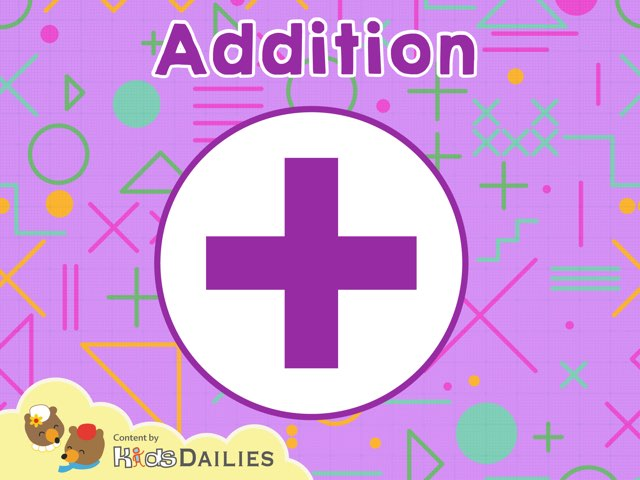 Addition by Kids Dailies