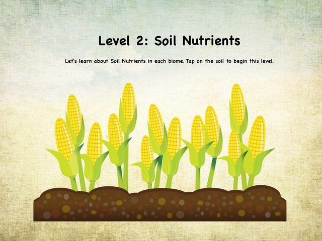 Life In The Biome: Level 2 - Soil Nutrients by Natasha Sessoms
