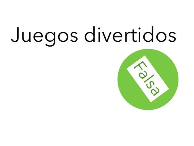 Niveles Fasiles by Javier Alejandro