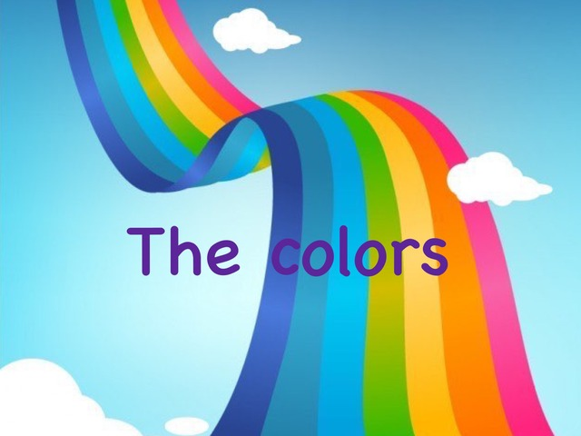 The Colors by Juliana Salvadori