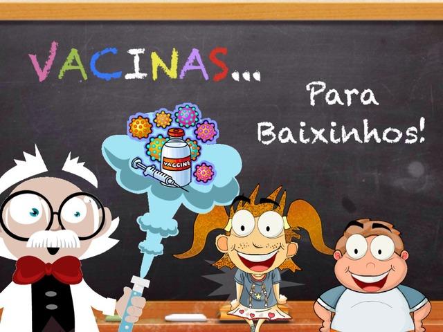Vacina para Baixinhos by Leticia Monteleone