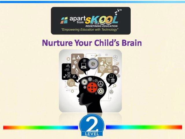 Nurture Your Child's Brain by TinyTap creator