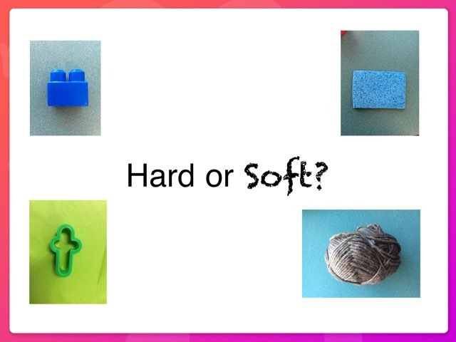 Hard Or Soft? by Jen Siddons