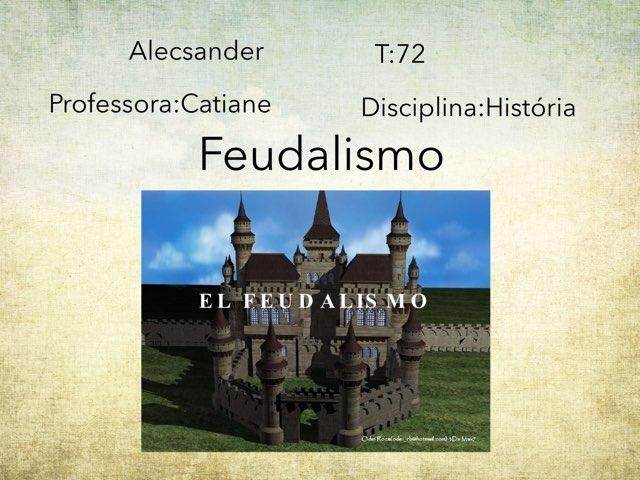Alecsander by Rede Caminho do Saber