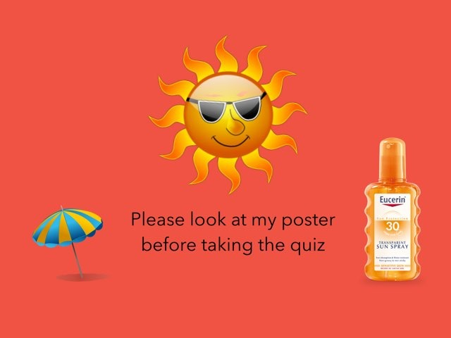 Fearne sun safety game by RGS Springfield