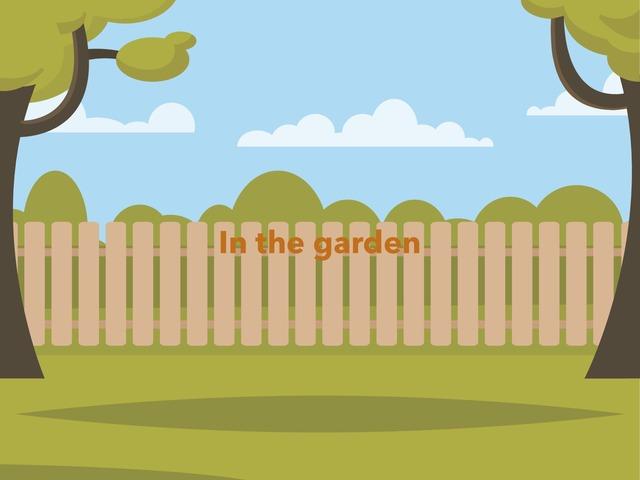 In The Garden 2 Primaria by Maria Rodríguez