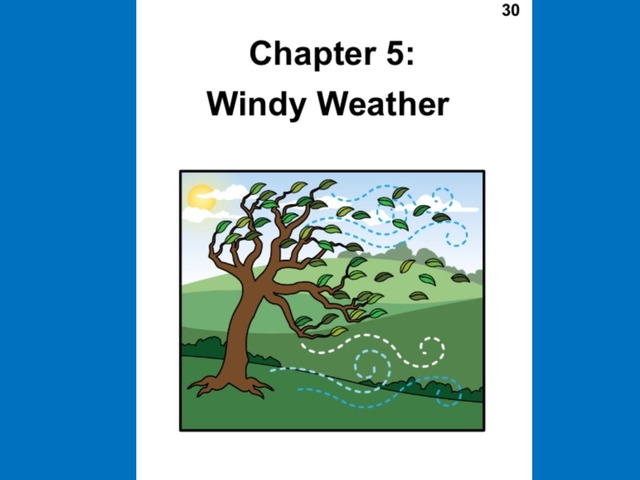 April Unique Unit Chapter 5: Windy Weather  by Tanya Folmsbee