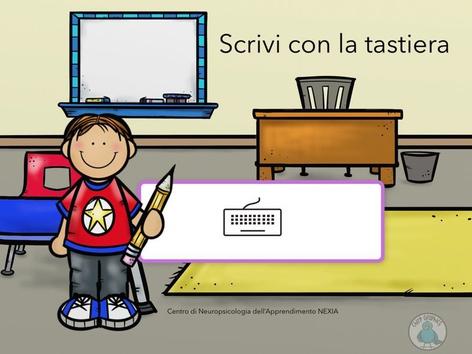 Scrivi le parole  by Marcella Mauro