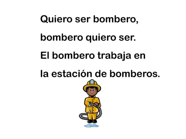 Quiero ser bombero (1st Grade) by Allison Shuda