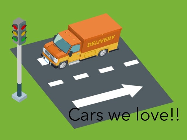 Cars We Love by Shannon Ririe