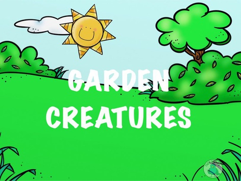 GARDEN CREATURES by Marcela Assis