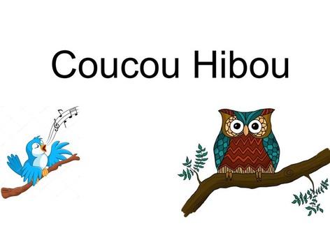 Coucou Hibou by Valerie Escalpade